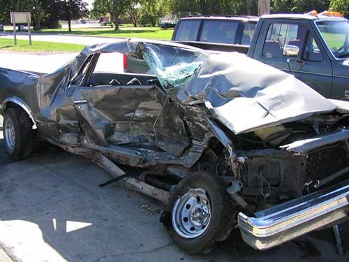 Pleasanton Car Crash