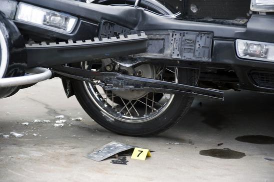 Camarillo Female Passenger Killed As Motorcycle Slams into Train
